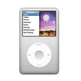 Apple Ipod Classic 160 Gb De Plata (7ª Generación)