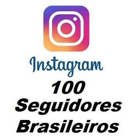 Seguidores Brasileiros Insta - Entrega Garantida - On Line