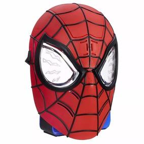 Mascará Eletrônica Homem Aranha - Hasbro