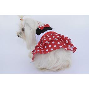 Vestido Fantasia De Ratinha Snob Dog Para Cães E Gatos