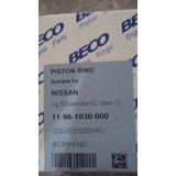 Anillos De Nissan Frontier Zd30 Grueso Fino 96 Mm 2mm