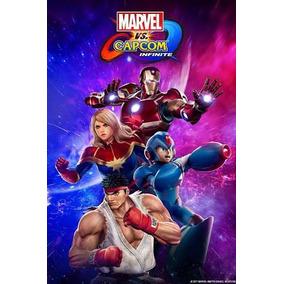 Marvel Vs Capcom Infinite Para Ps4 Entrega Ps Store