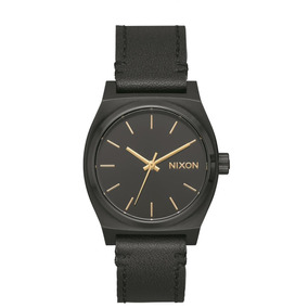 Reloj Medium Time Teller Negro Nixon