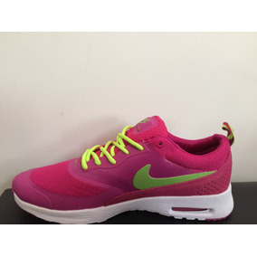 Nike Air Max Fucsias Ultimas En Talle 37 Oferta