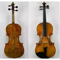 Violín Copia De Un Guarneri 1744 Ole Bull Concierto