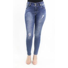 Kit 12 Calças Jeans Feminina Cós Médio Revanche Atacado