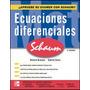 Ecuaciones Diferenciales; Bronson Richard