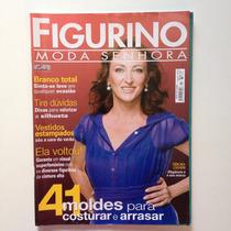 Revista Figurino Moda Senhora Débora Olivieri N°21