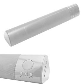 Caixa De Som Bluetooth Portátil Wm-1300 Original P2 Usb Fm