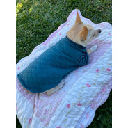 Capa Para Pet Em Matelassê - Roupas Para Cães