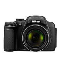 Câmera Digital Nikon 18mp Coolpix P520 Black Nova(sem Caixa)