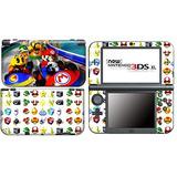 Mario Kart C Nintendo Nuevos 3ds Xl, N3ds Xl Vinilo Piel De
