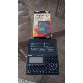 Agenda Casio Digital Sf-3300a 32kb - Diario - Calculadora