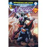 Superman Action Comics 6 - Renascimento - Panini