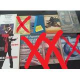 Lote 5 Libros Literatura Usados