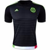 Playera Jersey Seleccion De Mexico Niño adidas M35995