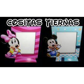 Cuadritos Fibrofacil Minnie Y Mickey