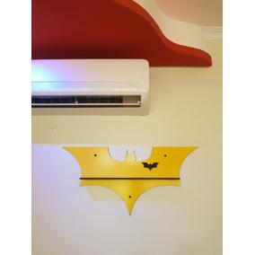 Prateleira Batman Nicho Mdf 6mm Corte À Laser Imperdível...
