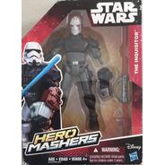 Muñeco The Inquisitor Star Wars Hero Mashers Hasbro