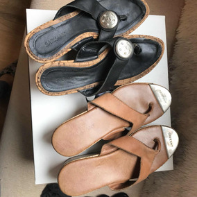 Zuecos Ricky Sarkany Plateados Talle 40 - Zapatos de Mujer en ... aad48caee3a