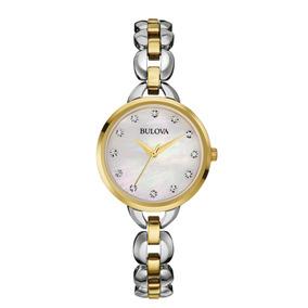 Reloj Bulova Classic Dama 98l208