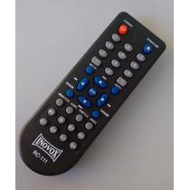 Controle Remoto Dvd Inovox In-1216b / Rc-111 Original