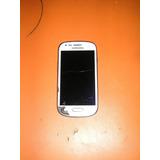 Teléfono Samsung S3 Mini Blanco, Androide.