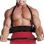 Soporte Arm Blaster Barra De Aluminio Ejercita Brazo Biceps