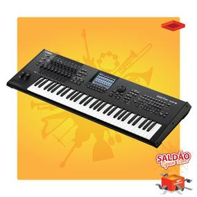 Teclado Sintetizador Yamaha Motif Xf6 Workstation 61 Teclas