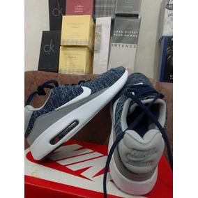 Zapatillas Nike Air Max Modern Flyknits Leer Talles K Kedan