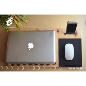 woodesk escritorio organizador de madera casa y oficina