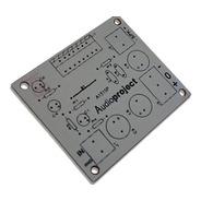 Circuito Impreso Amplificador 100 W Tda7293/4 - Audioproject