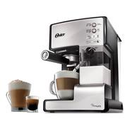 Cafetera Expresso Oster Prima Latte 6602 15 Bares Tecnofast