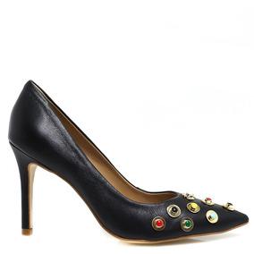 Sapato Zariff Shoes Scarpin Bico Fino Várias Cores   Zariff