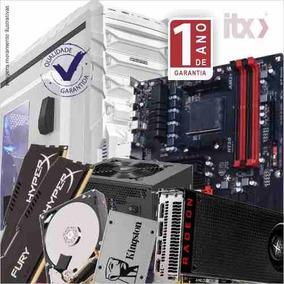 Kit Fx-8350 + Gigabyte Ga-970-gaming + 16gb + 600w + Cooler