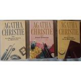 Libros De Agatha Christie Usados - Precio Por Unidad