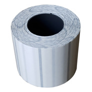 Rollo Etiqueta Tranparente C/ Taco Impresora Termica 60x30