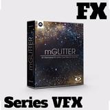 Efectos Para Video Brillos Glitter Series Vfx Promocion