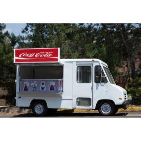Food Truck Venta 2002 Pago Financiado Vanette Mod. Avión