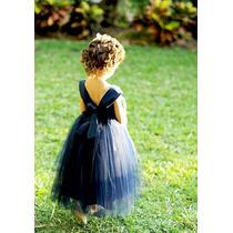 Vestidos De Nena Ideal Para Fiesta,bautismo,florista