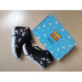Vans Sk8 Hi Toy Story