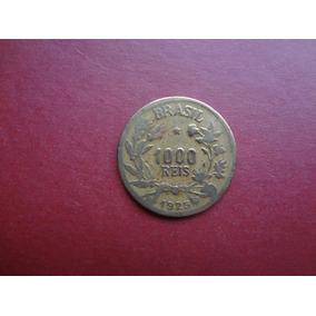 Moeda 1.000 Réis 1925 Lote 032 M