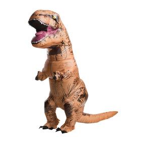 Disfraz Dinosaurio Inflable Rex Halloween Botarga Fiesta