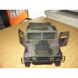 Camioneta Hammer -humvee-juguete -macc Toy Centre 2042-235