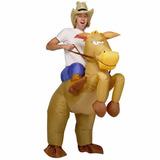 Fantasia Roupa Cavaleiro Inflavel Para Adultos Carnaval