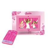 Portarretratos Digital Barbie Con Control Remoto