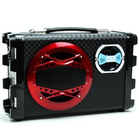 Micro System Caixa De Som Amplificada Bluetooth Usb - Bh2012