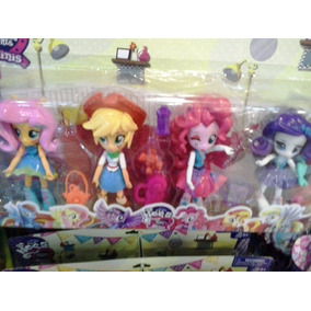 Set Muñecas My Little Pony Equestria Girl
