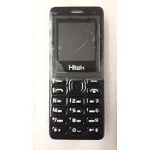 Celular De Doble Sim Marca Hitek Modelo H201 Color Negro