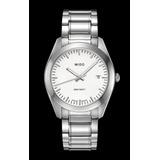 Reloj Hombre Mido M012.410.11.011.00 Agente Oficial